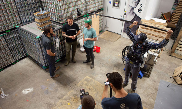 Bissell Brothers Brewing Video Shoot - Portland, Maine