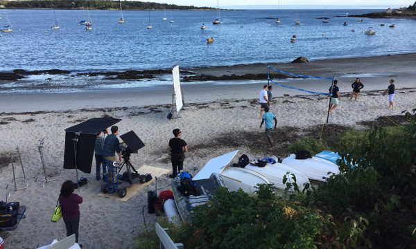 SMCC TV Commercial Shoot - Portland, Maine